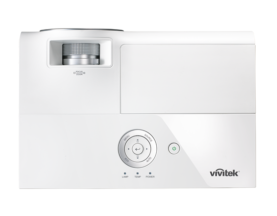 Vivitek DX813 DW814 Top